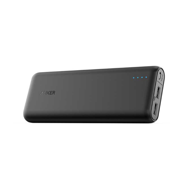แบตสำรอง Anker PowerCore 15600mAh Powerbank