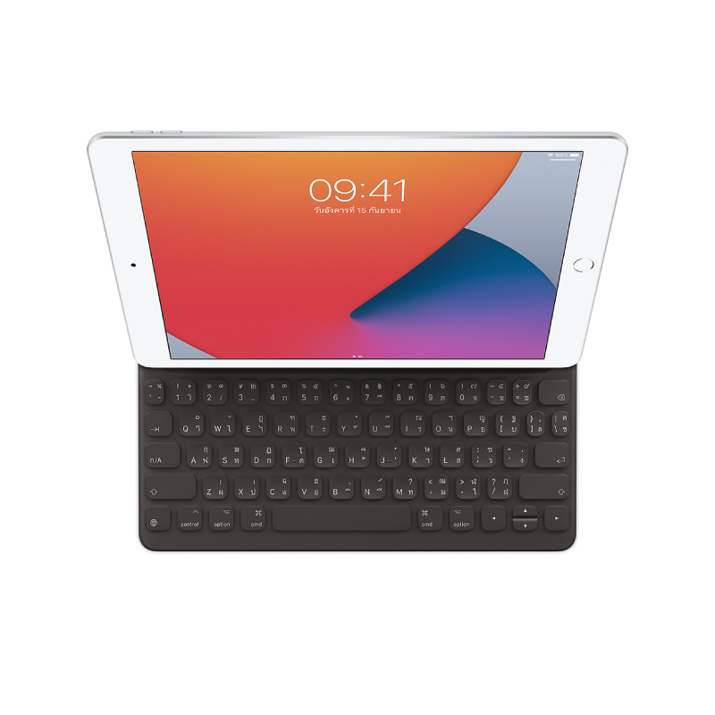 คีย์บอร์ด Apple Smart Keyboard for iPad (8th generation)