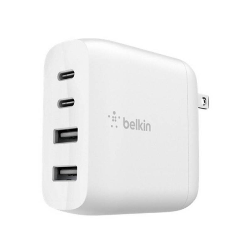 หัวชาร์จ Belkin BOOSTCHARGE USB-C and USB-A GaN Charger 100W