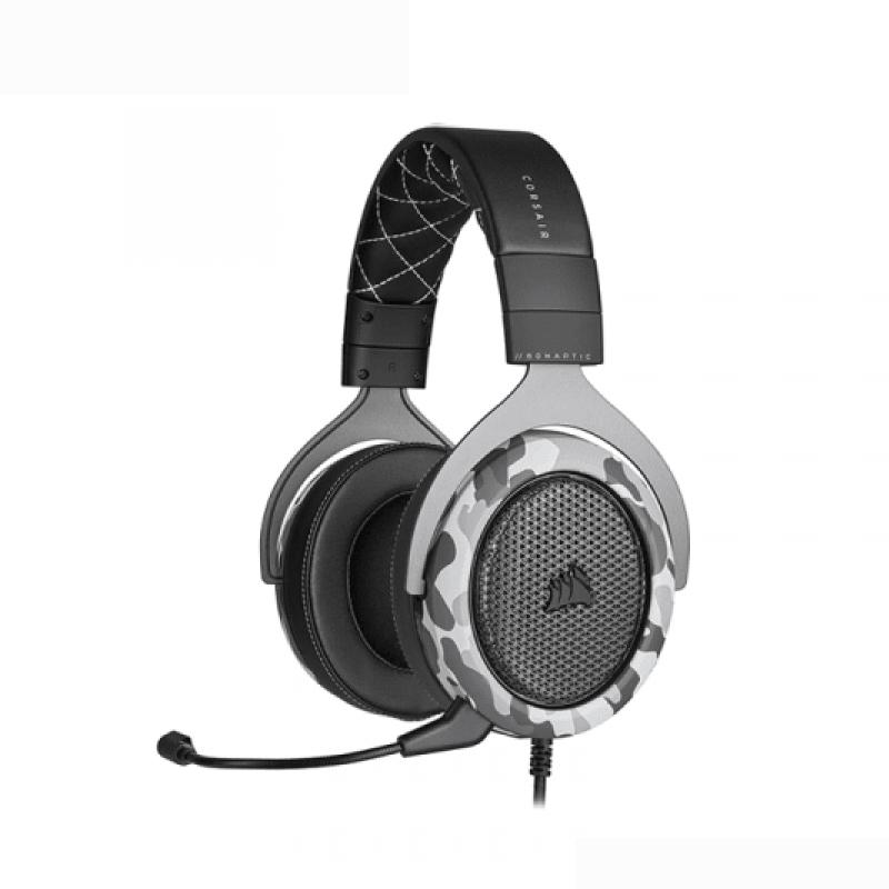 หูฟัง Corsair HS60 Haptic Stereo Gaming Headphone