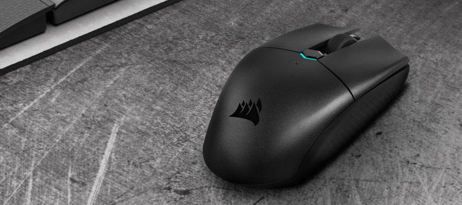 เมาส์ Corsair Katar Pro Wireless Gaming Mouse ราคา