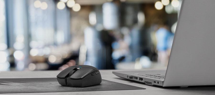 เมาส์ Corsair Katar Pro Wireless Gaming Mouse รีวิว