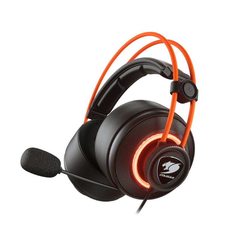 หูฟัง Cougar IMMERSA PRO Prix Gaming Headphone