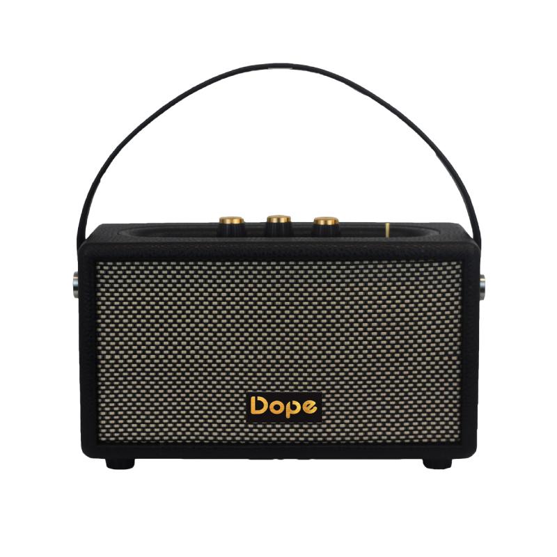 ลำโพงไร้สาย Dope Retro Bluetooth Speaker
