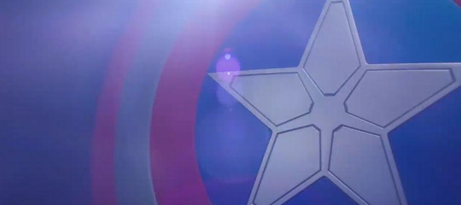 Hasbro Legend Series The Falcon & Winter Soldier Shield พรี ออเดอร์