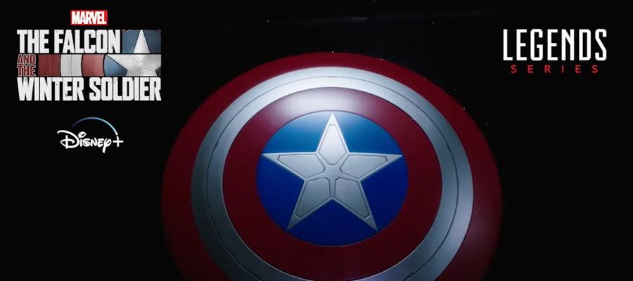 Hasbro Legend Series The Falcon & Winter Soldier Shield ราคา
