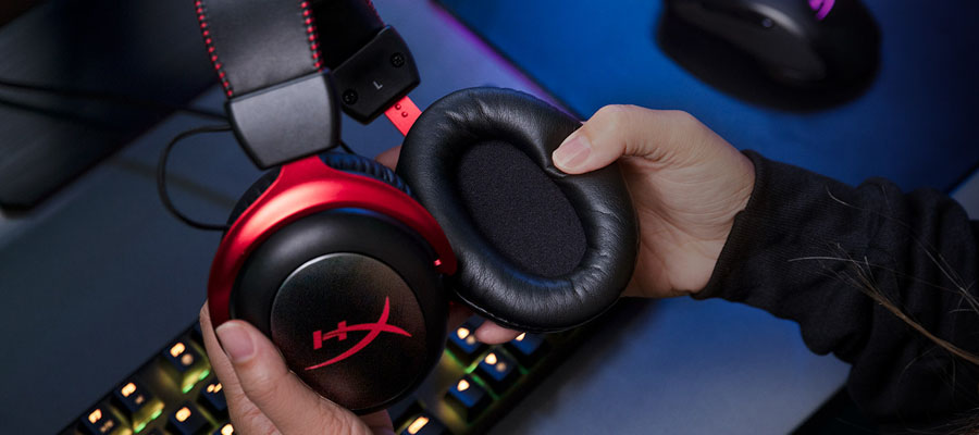 หูฟังไร้สาย HyperX Cloud II Wireless 7.1 Gaming Headphone ซื้อ-ขาย