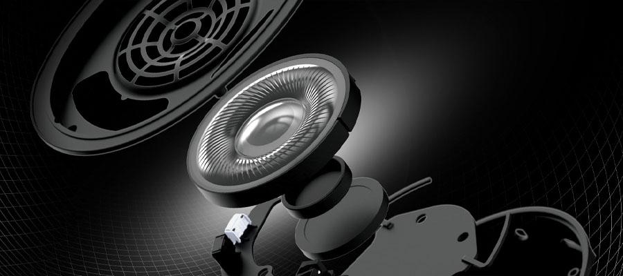 หูฟังไร้สาย HyperX Cloud II Wireless 7.1 Gaming Headphone รีวิวเสียง