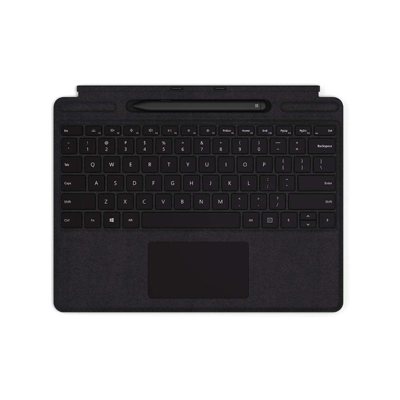 คีย์บอร์ด Microsoft Surface Pro X Keyboard With Slim Pen