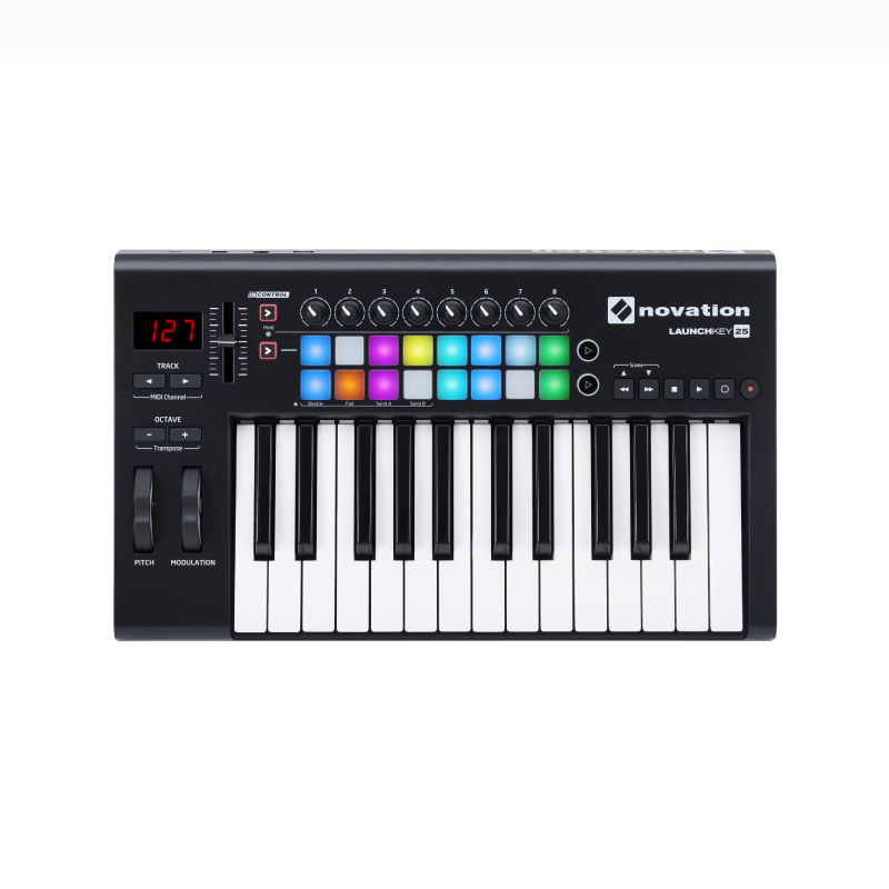 Novation LAUNCHKEY 25 MK III