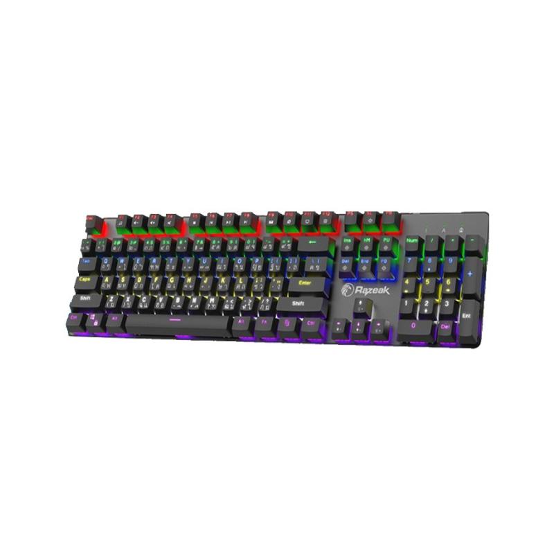 คีย์บอร์ด Razeak RK-X09 Keyboard
