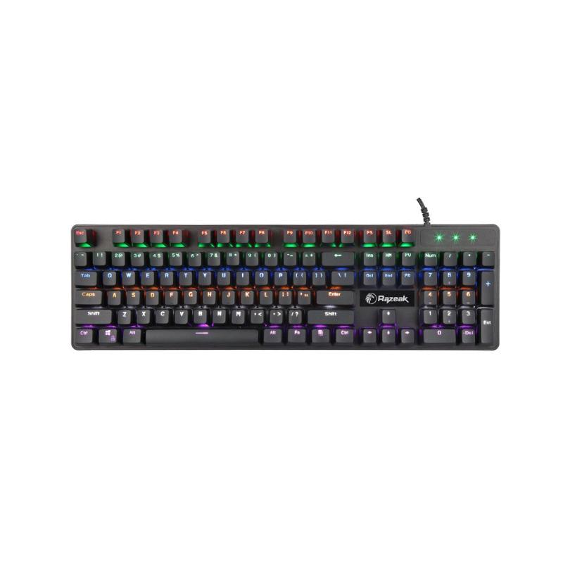 คีย์บอร์ด Razeak RK-X16 Keyboard