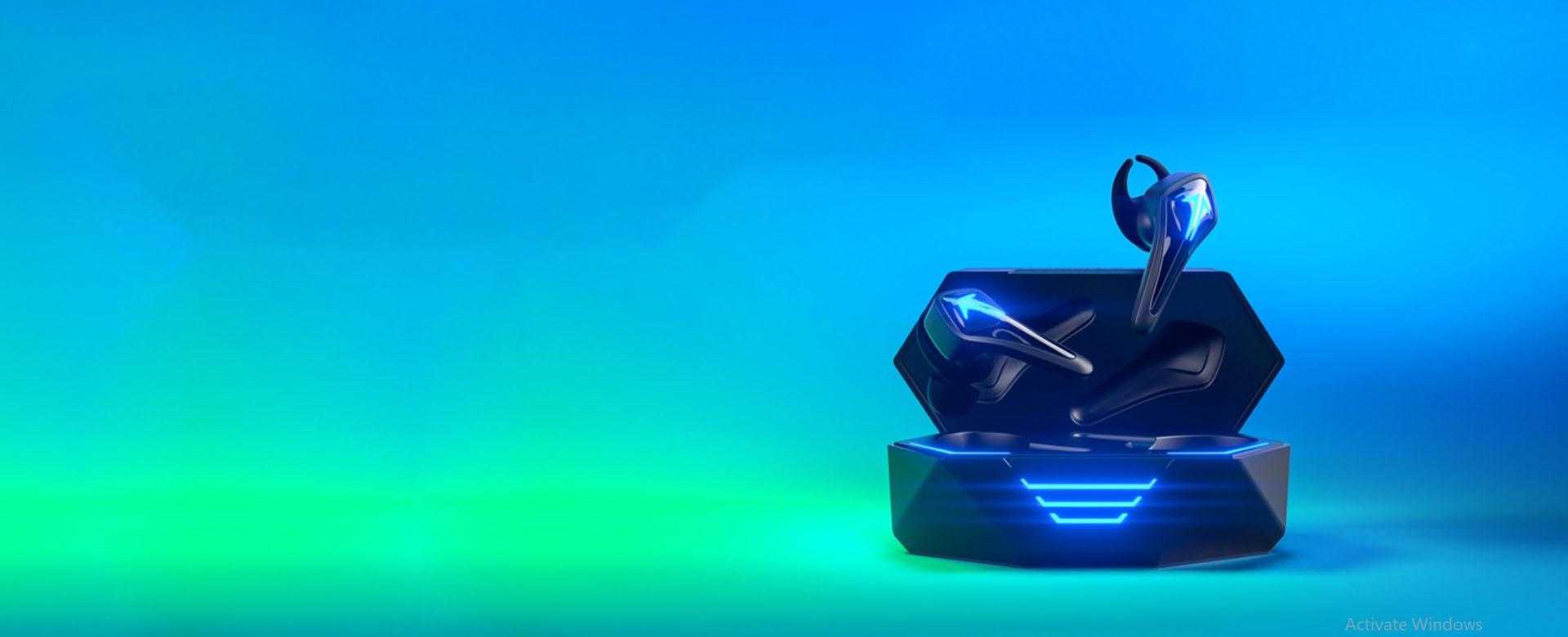 หูฟังไร้สาย Saramonic SR-BH60-B Gaming True Wireless ราคา