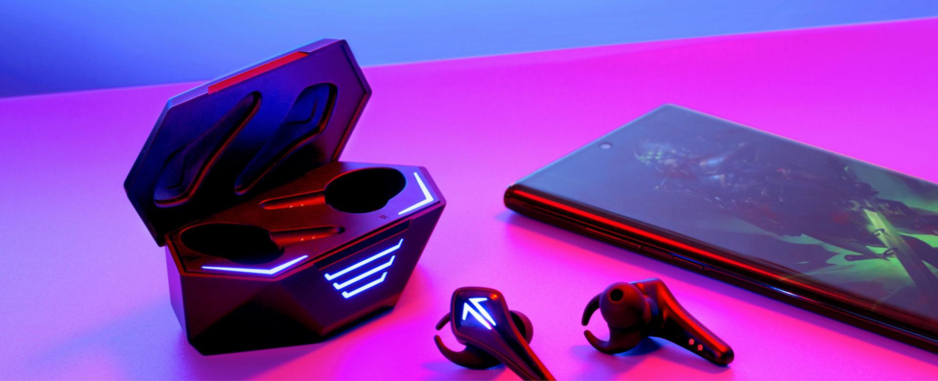หูฟังไร้สาย Saramonic SR-BH60-B Gaming True Wireless รีวิว