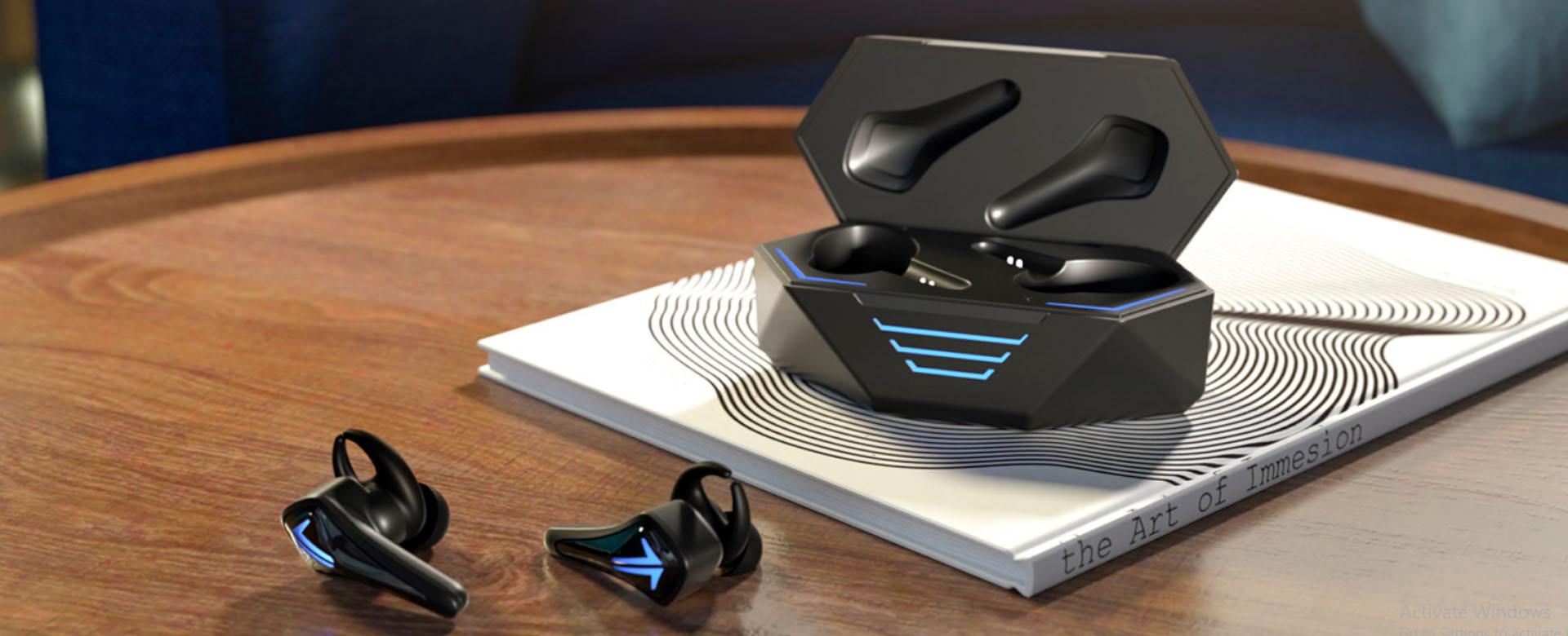 หูฟังไร้สาย Saramonic SR-BH60-B Gaming True Wireless ดีไหม