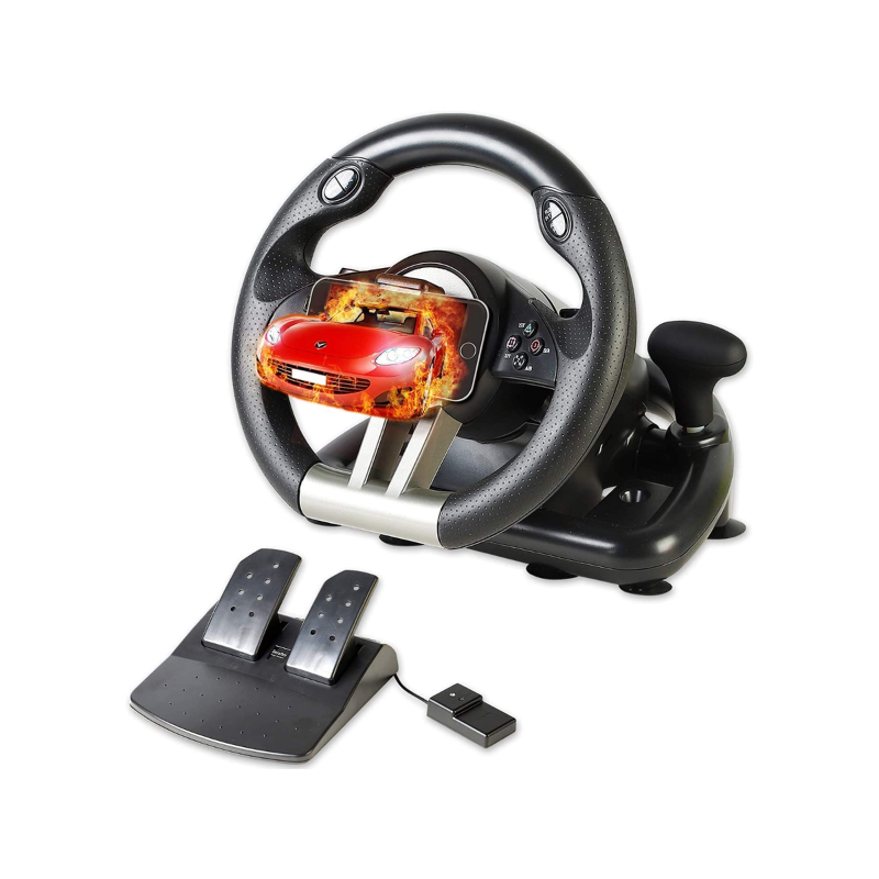 Serafm R1+ Driving Force Racing Wheel