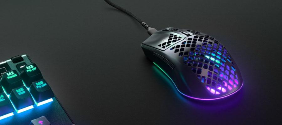 เมาส์ SteelSeries Aerox 3 Gaming Mouse รีวิว
