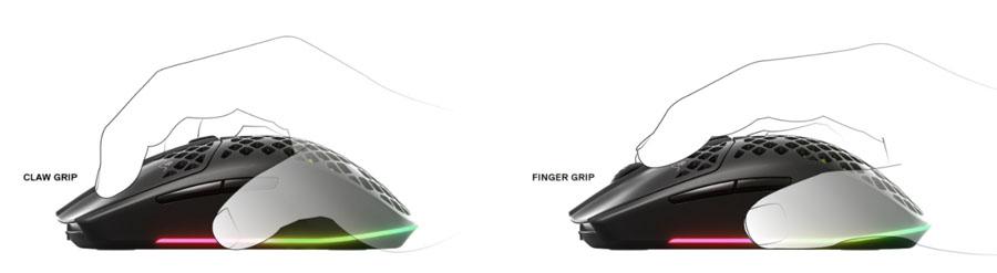 เมาส์ไร้สาย SteelSeries Aerox 3 Wireless Gaming Mouse ราคา