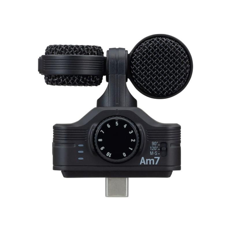 ไมโครโฟน Zoom AM7 Mid-Side Microphone For Andriod