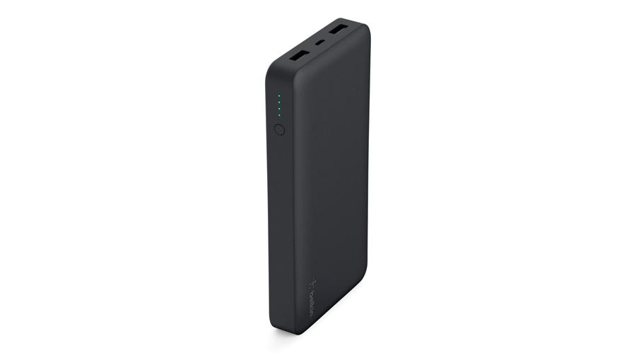 แบตสำรอง Belkin Pocket Power 15000mAh Powerbank รีวิว