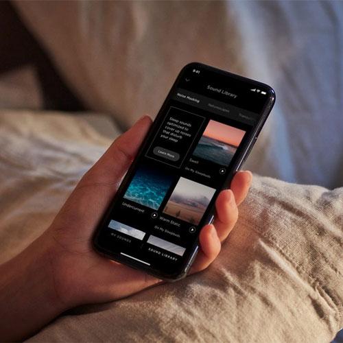 หูฟังไร้สาย Bose Sleepbuds II True Wireless หลับสนิท