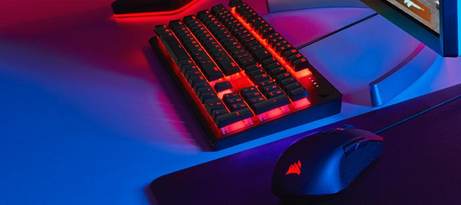 คีย์บอร์ด Corsair K60 Pro Gaming Keyboard สเปค