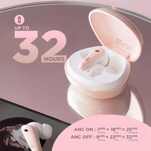 หูฟังไร้สาย Edifier NBQ True Wireless ตัดเสียงรบกวนเงียบ