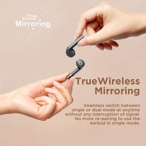 หูฟังไร้สาย Edifier TWS200 Plus True Wireless ราคาคุ้มค่า