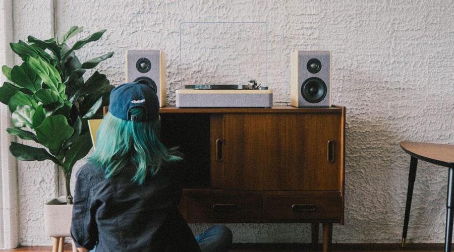 เครื่องเล่นแผ่นเสียง Gadhouse DEAN Turntable Stereo System ราคา