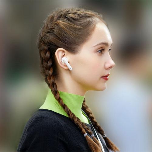 หูฟังไร้สาย Huawei Freebuds 4i True Wireless เสียงดี