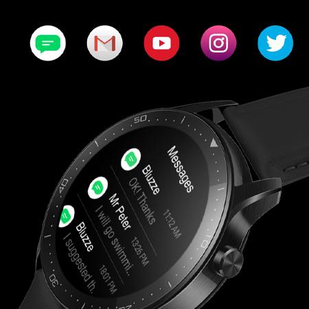 Realme Watch S Pro Smart Watch รีวิว