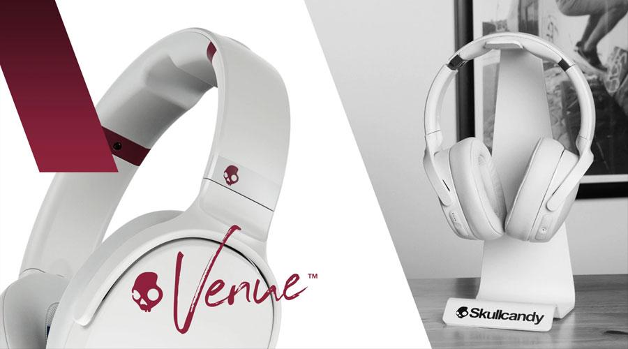 หูฟังไร้สาย Skullcandy Venue Active Noise Canceling Wireless Headphone คุ้มค่า