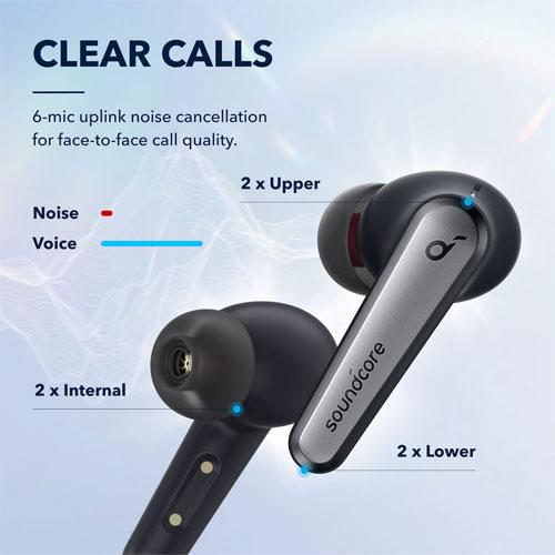 หูฟังไร้สาย Anker Soundcore Liberty Air 2 Pro True Wireless เสียงดี