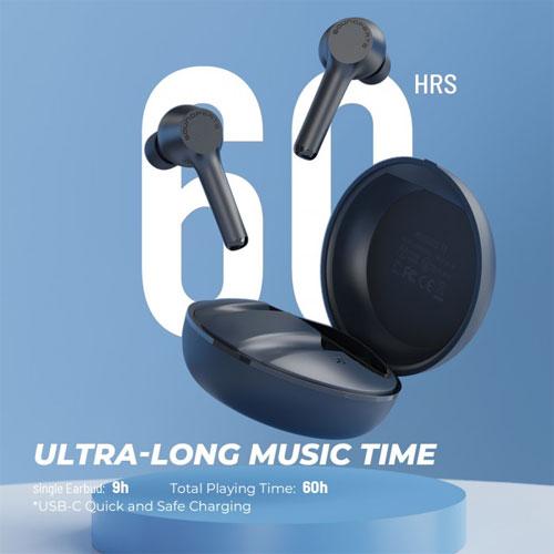 หูฟังไร้สาย SoundPeats MAC True Wireless ราคาคุ้มค่า