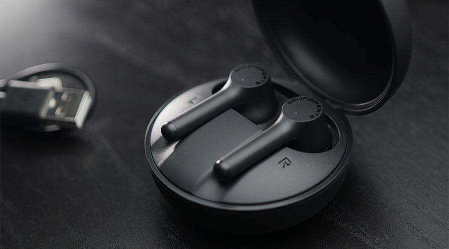ซื้อ หูฟังไร้สาย SoundPeats MAC True Wireless