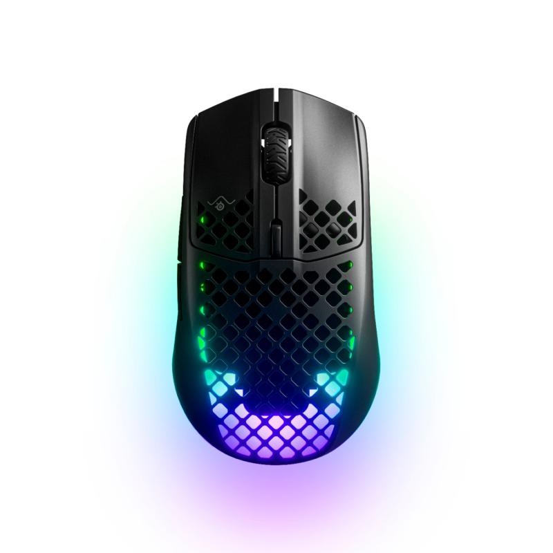 เมาส์ไร้สาย SteelSeries Aerox 3 Wireless Gaming Mouse