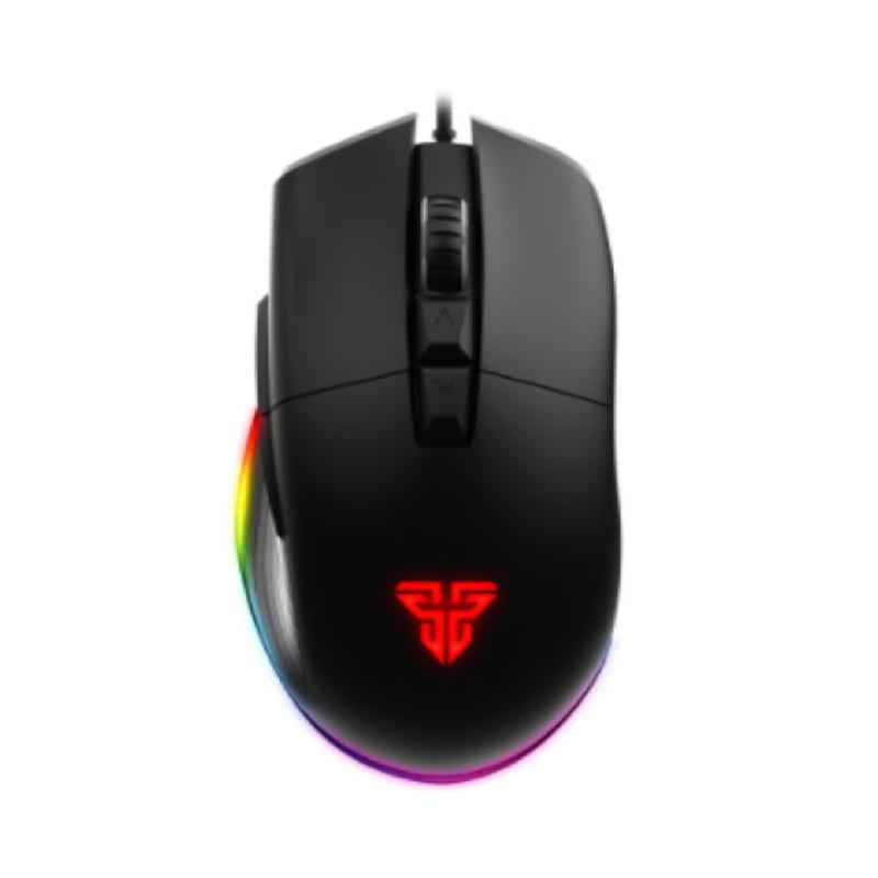 เมาส์ Fantech UX1 Hero Macro RGB Gaming Mouse