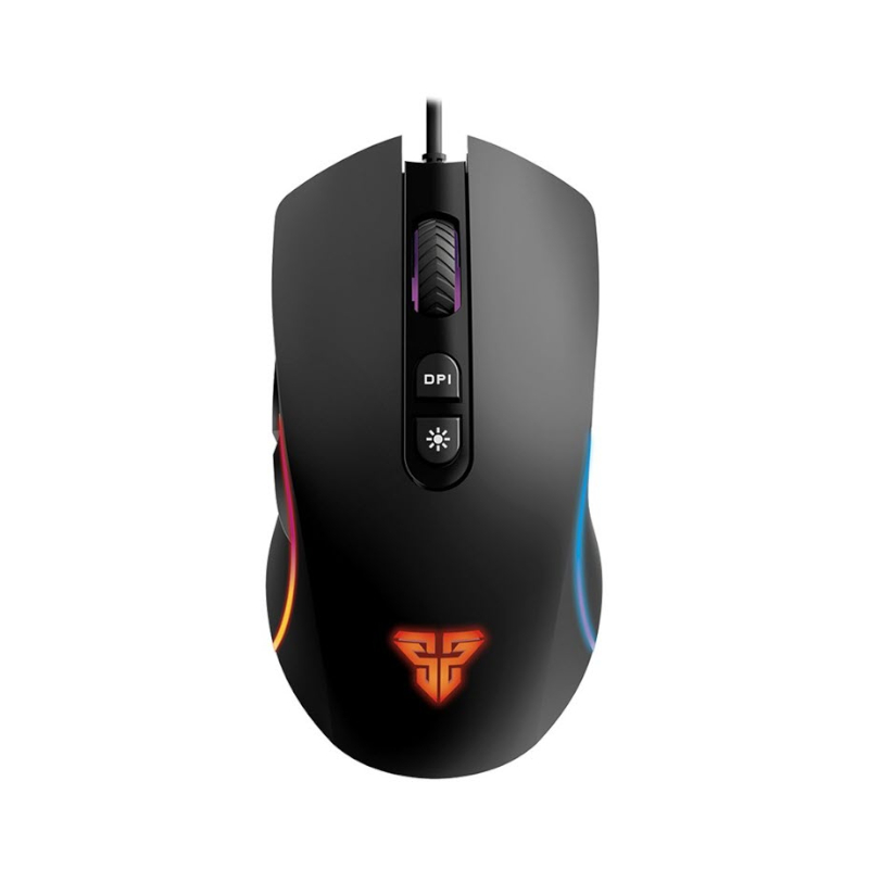 เมาส์ Fantech X16 Thor ll Optical Macro RGB Gaming Mouse