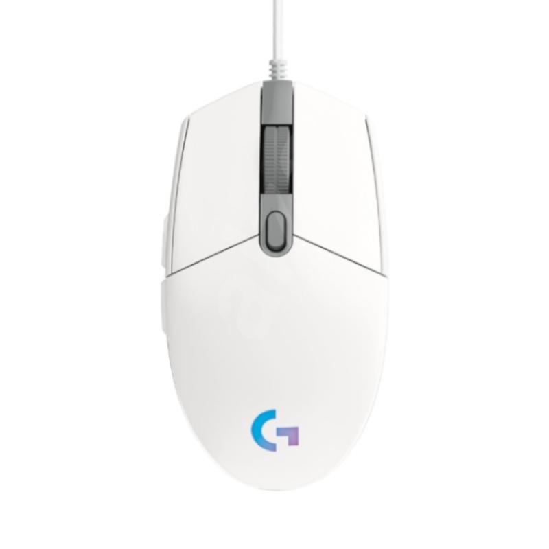 เมาส์ Logitech G102 LIGHTSYNC Gaming Mouse