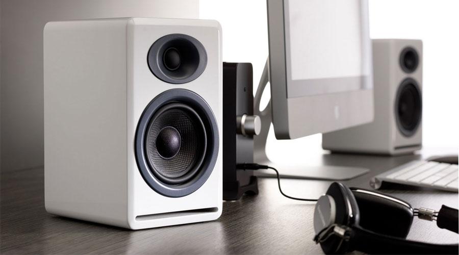 ลำโพง Audioengine P4 Passive Speaker เสียงดี