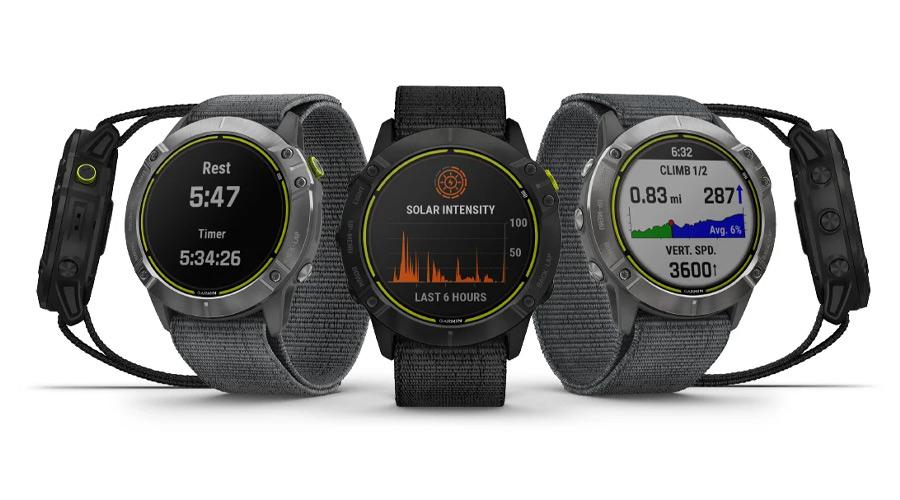 นาฬิกา Garmin Enduro Smart Watch รีวิว