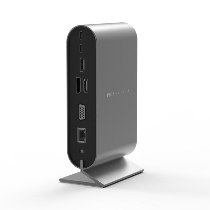 อะแดปเตอร์ Feeltek Mega 16-IN-1 USB-C Docking Station