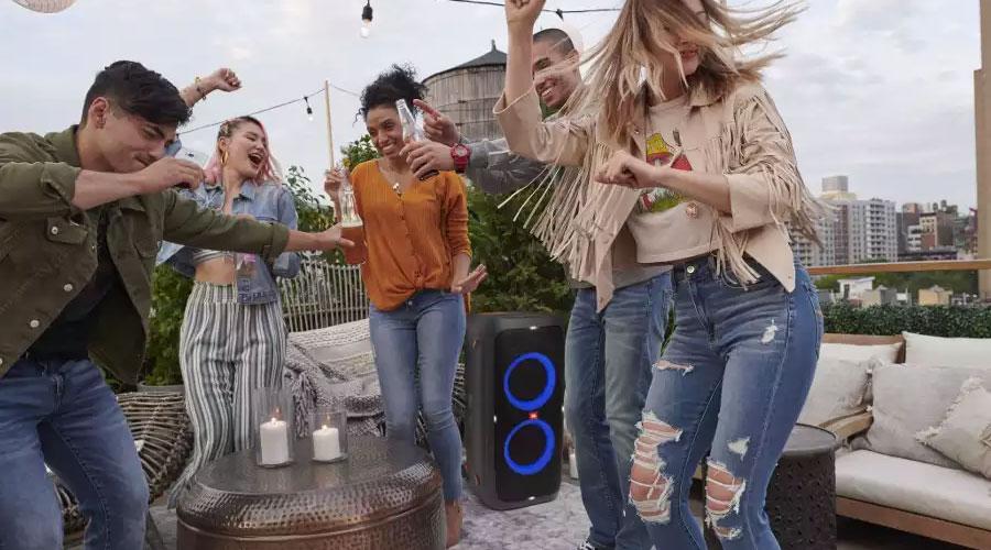 ลำโพงไร้สาย JBL PartyBox 310 Bluetooth Speaker ราคา