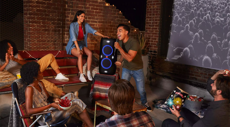 ซื้อ ลำโพงไร้สาย JBL PartyBox 310 Bluetooth Speaker
