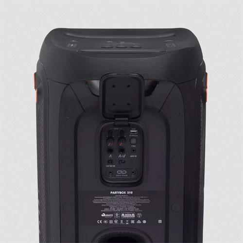 ลำโพงไร้สาย JBL PartyBox 310 Bluetooth Speaker ต่อไมโครโฟนได้