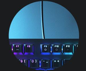 คีย์บอร์ด Razer Blackwidow V3 Keyboards มาโคร
