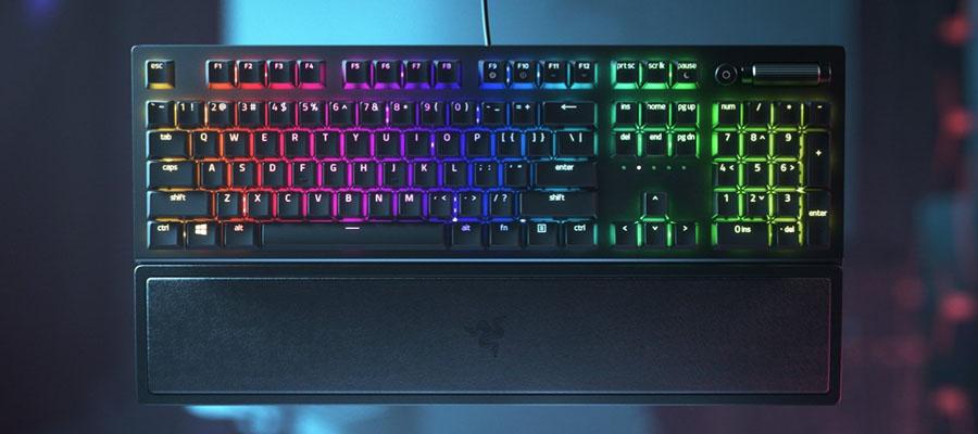 คีย์บอร์ด Razer Blackwidow V3 Keyboards ราคา