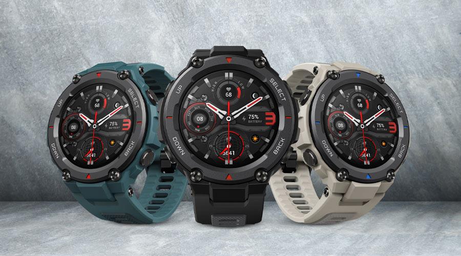 Amazfit T-Rex Pro Smart Watch รีวิว