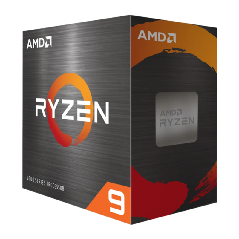 AMD Ryzen 9 5900X Without Cooler CPU