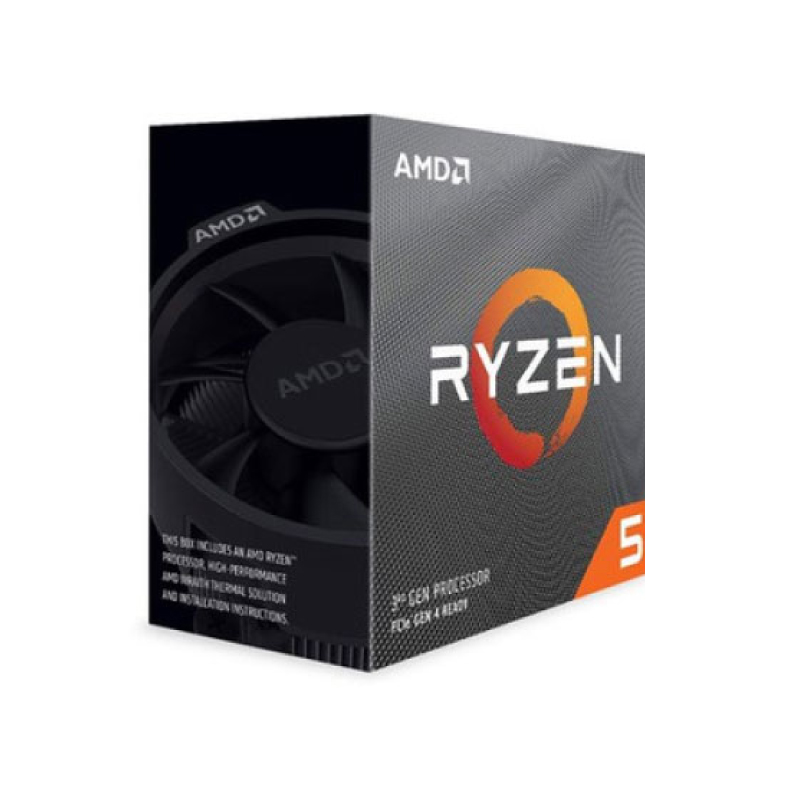 AMD Ryzen 5 3600 with Wraith Stealth Cooler CPU